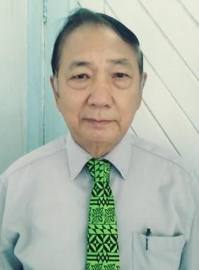Cyril Fong