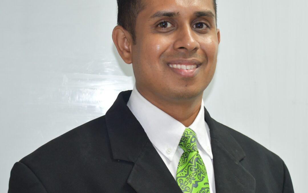 Edwin Maharaj
